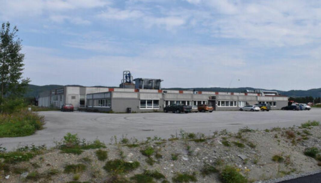 Dette bygget skifter eier - fra Trollheim til Talgø MøreTre.