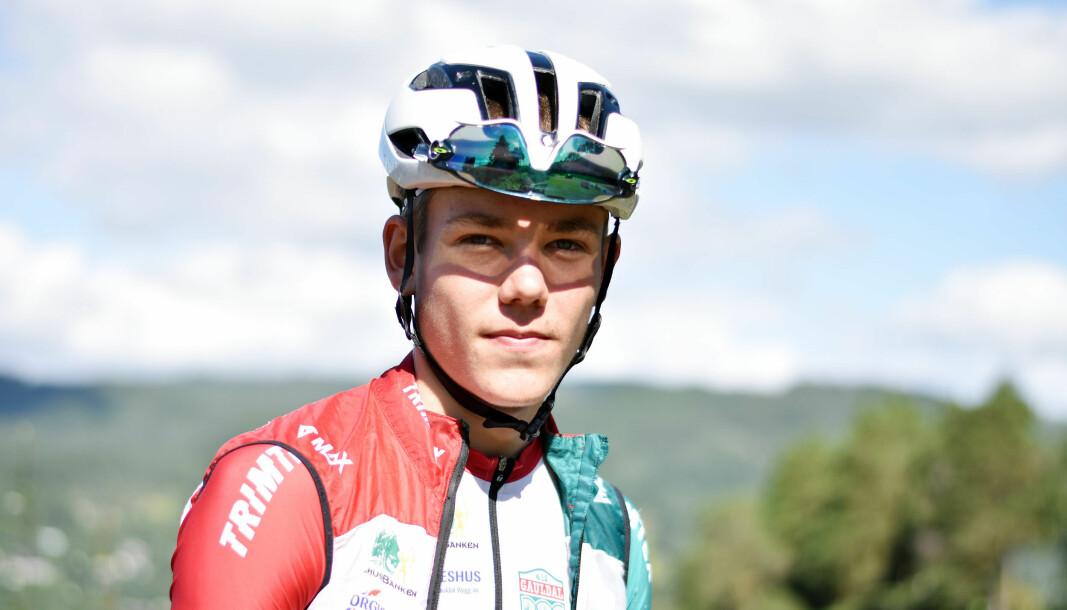 Eirik Vang Aas, Gauldal Sykkelklubb