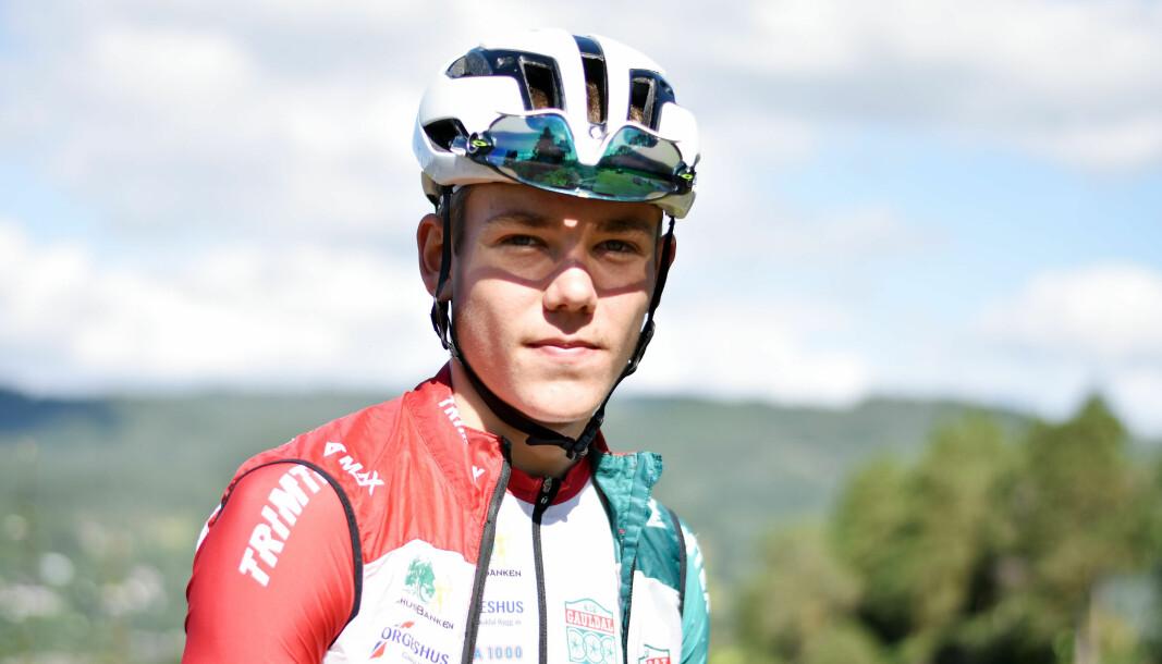 Eirik Vang Aas endte på en imponerende 3. plass sammenlagt i Norgescupen for juniorer.