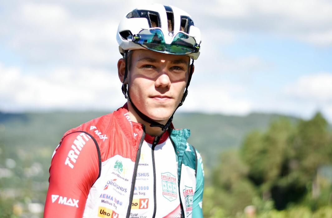 Eirik Vang Aas, Gauldal Sykkelklubb.