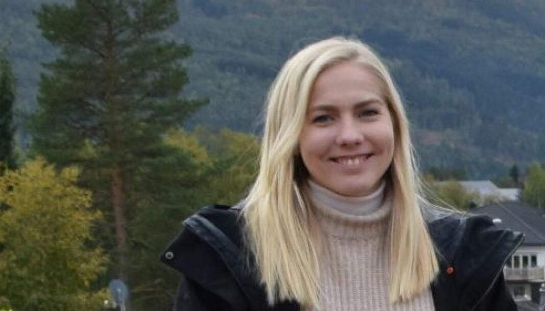 Stortingsrepresentant Mari Holm Lønseth (Arkivfoto)