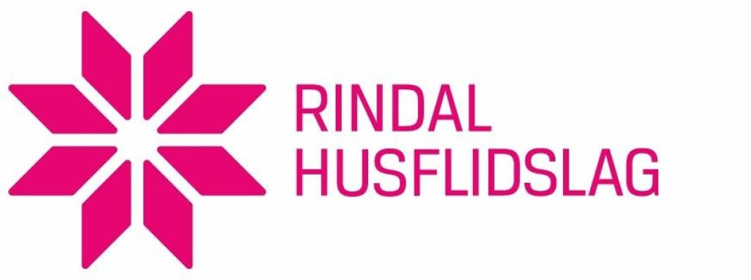 Logo Rindal husflidslag
