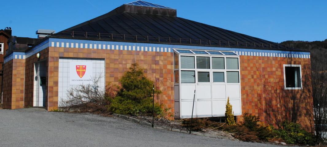 Kyrkjelydshuset på Skei