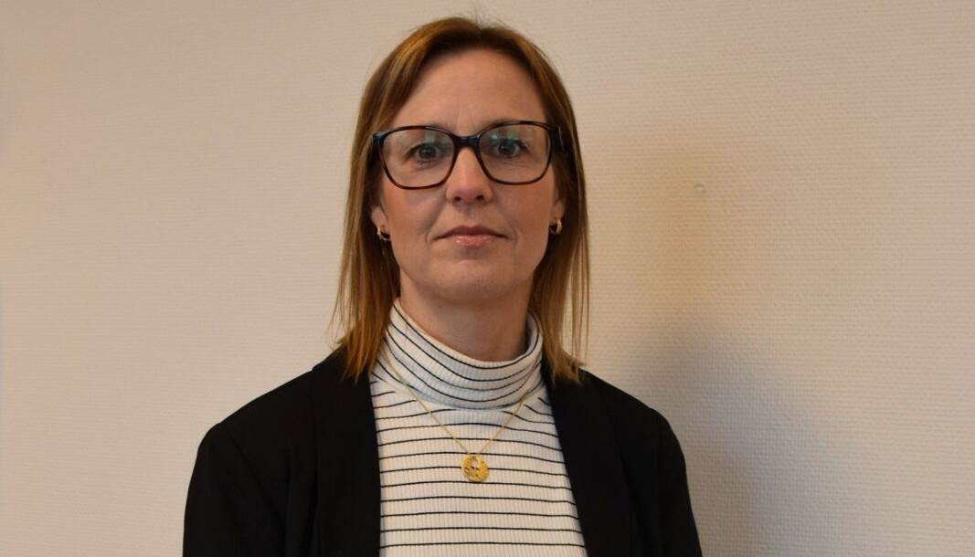 Kommuneoverlege Mari Wold