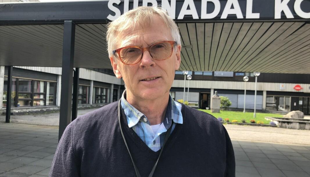 Kommuneoverlege Bjørn Buan