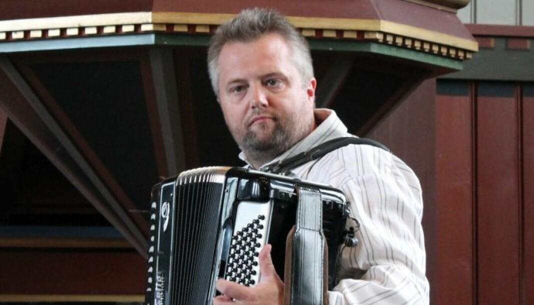 Ronny Kjøsen (Arkivbilde).