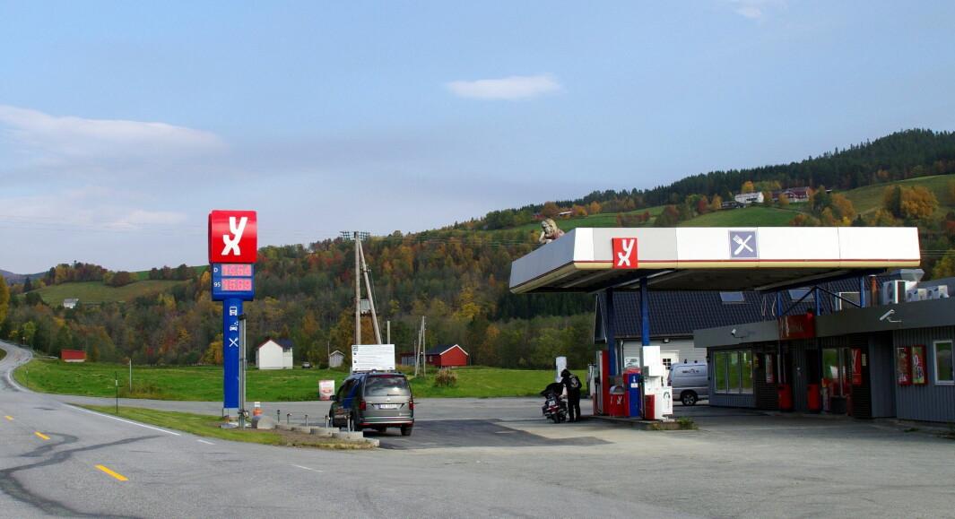 Velkommen til YX Rindal, Rindal Bensin og Service
