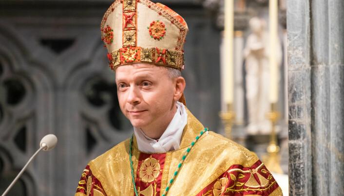 Biskop Erik Varden
