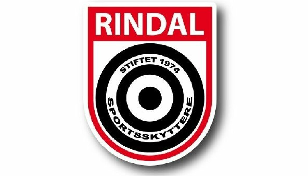 Logo Rindal Sportsskyttere
