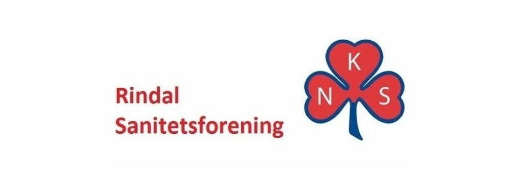 Rindal sanitetsforening logo
