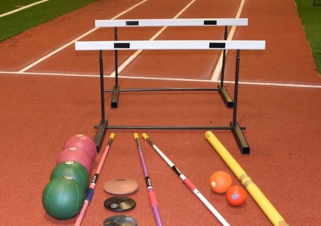 Rindal IL friidrett illustrasjonsbilde