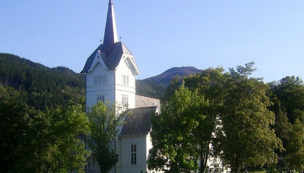 Stangvik kyrkje