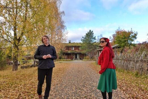 Morten Gåsvand har skap en unik atmosfære på Saga Trollheimen Hotel som har et stort potensiale.