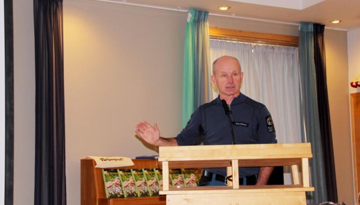 Lars Olav Lund, SNO.