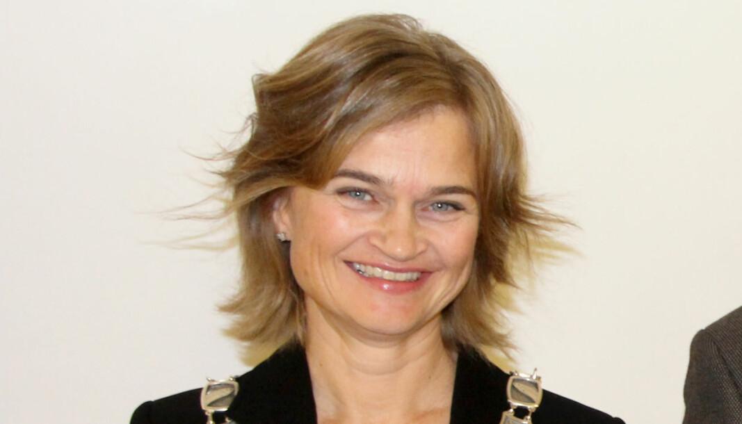 Ordfører i Surnadal, Margrethe Svinvik.