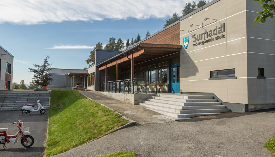 Surnadal vidaregåande skole
