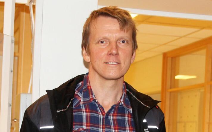 Sivert Mauset er styreleder i INVet AS