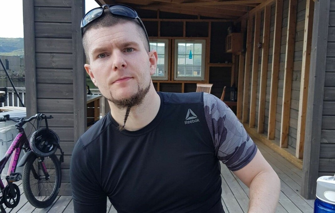 Petter Forberg har klart å komme seg ut av rusproblemene