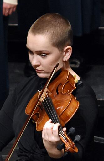 Kirsten Næss på heimebane i Storstuå