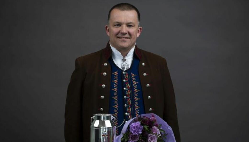 Lars Bæverfjord jr