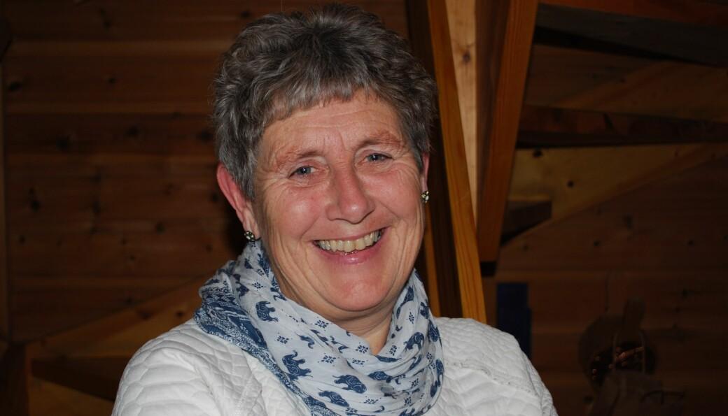 Irene Bolme.
