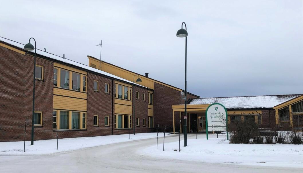 Surnadal sjukeheim