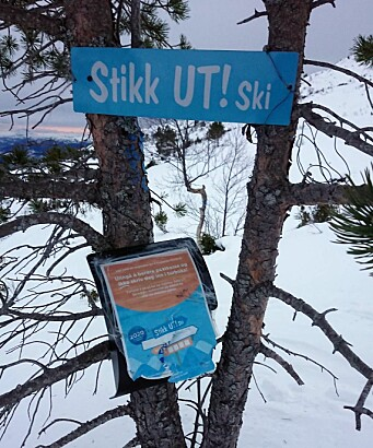 Stikk ut - Ski