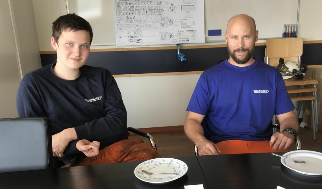 Anders Bøe Vaagland og Tore Olav Seter, Vaagland Båtbyggeri