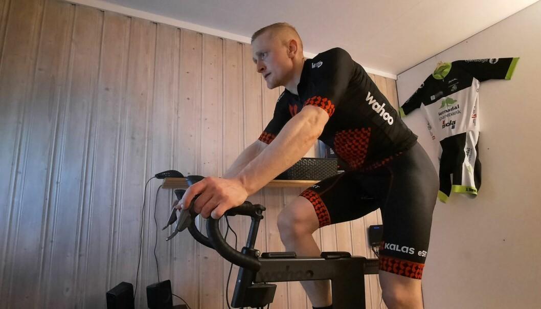 Håvard Gjeldnes, Kalas ESport Racing Team