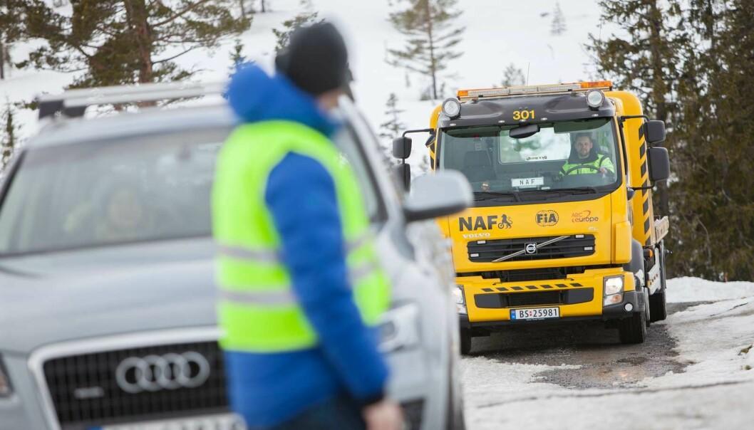 Året har startet særdeles kaldt i store deler av landet. Kuldegradene har stor innvirkning på bilen.