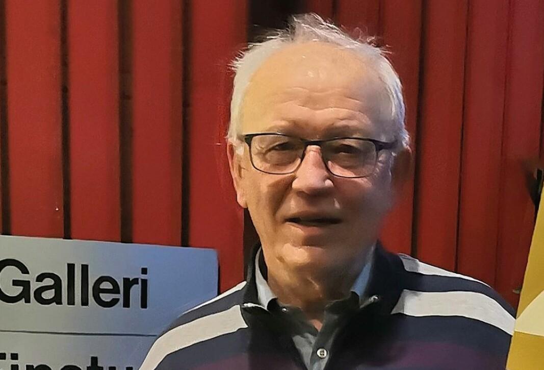Eivind Hasle