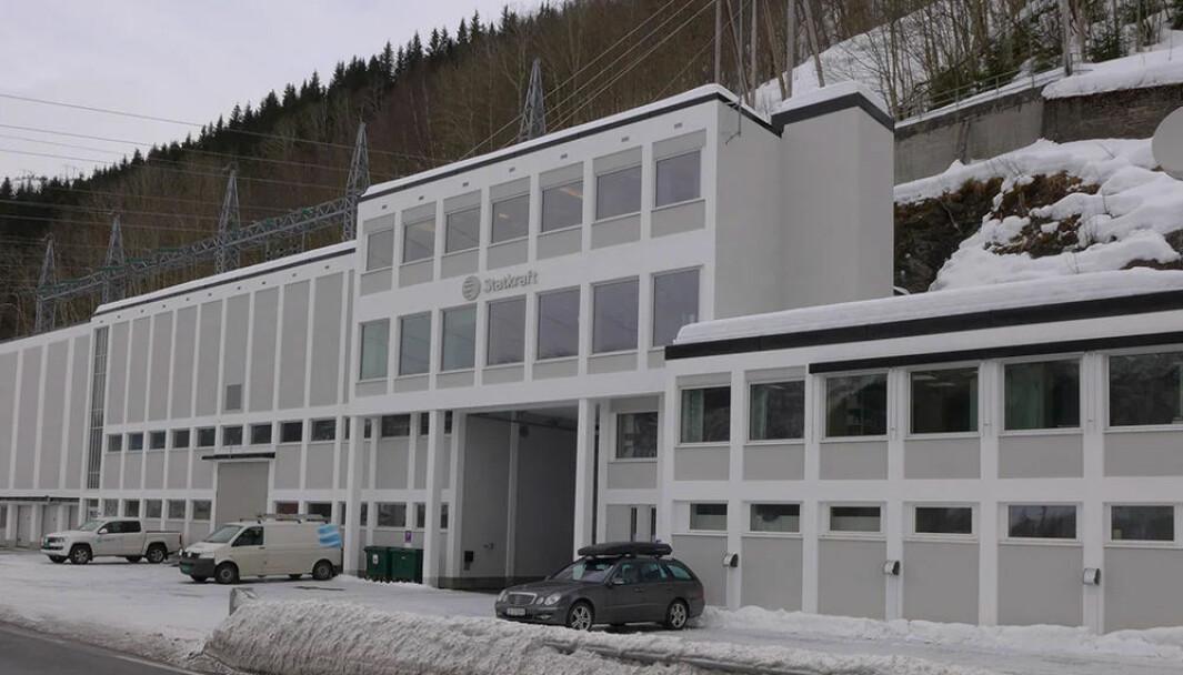 Trollheim kraftverk
