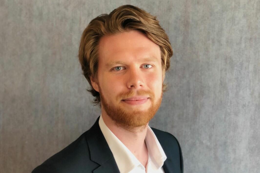 Lars Ove Løseth, administrerende direktør i Aurora Eindom AS.