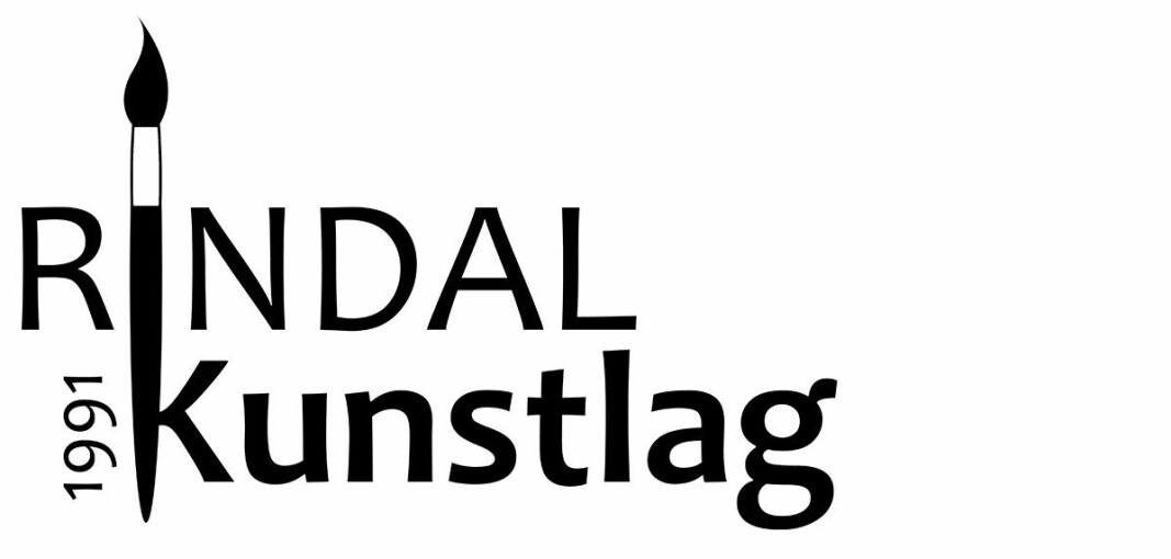 20180418 LOGO Rindal Kunst - OUTLINE