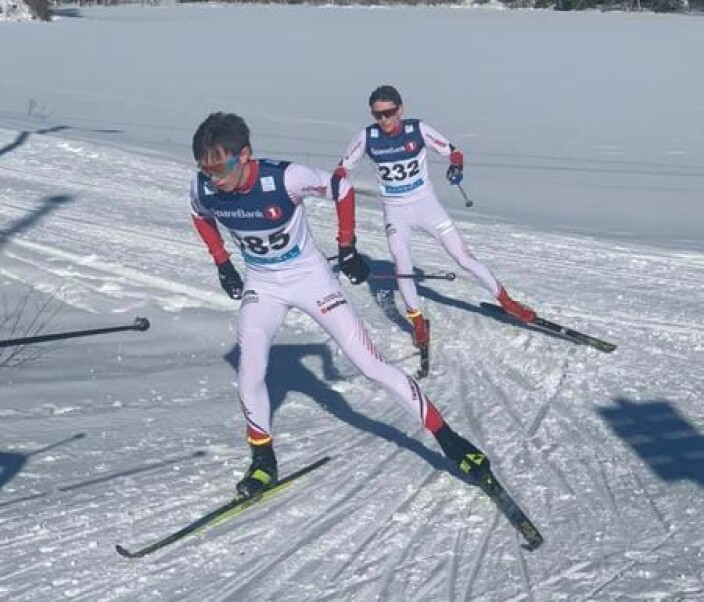 Erik Løfald og Håkon Hyldbakk Solvik, Rindal IL.