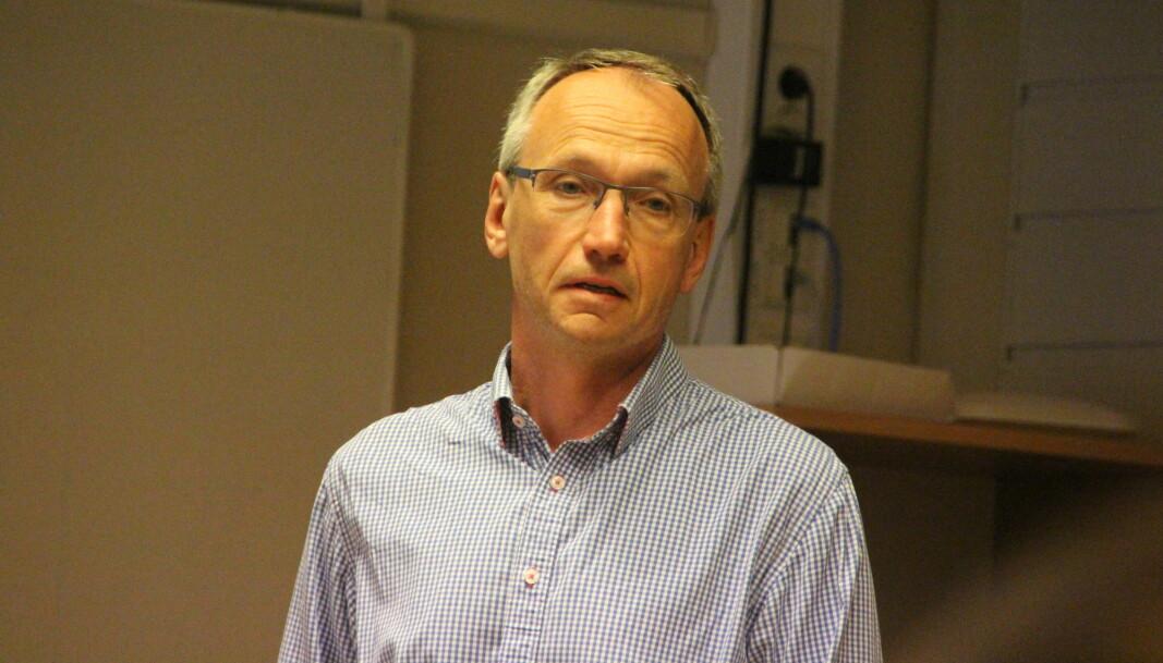 Helge Rønning, XPRO AS (Arkivbilde).