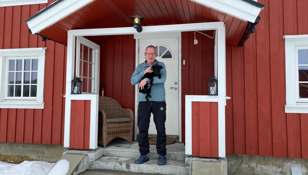Jim Børset er leder i Rindal IL.