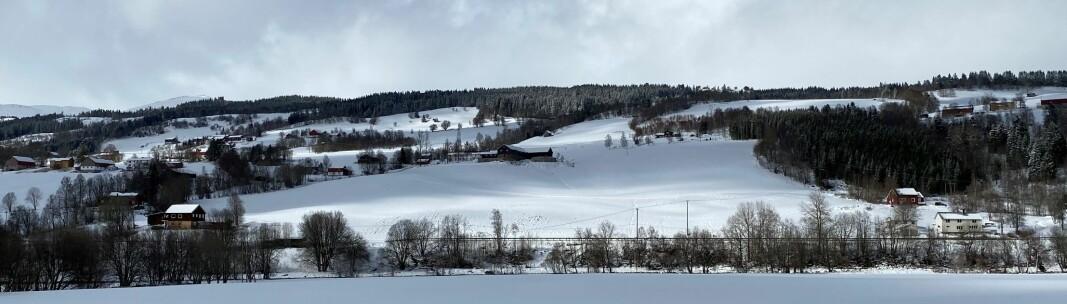 Illustrasjonsfoto. Løfallgrenda i Rindal.