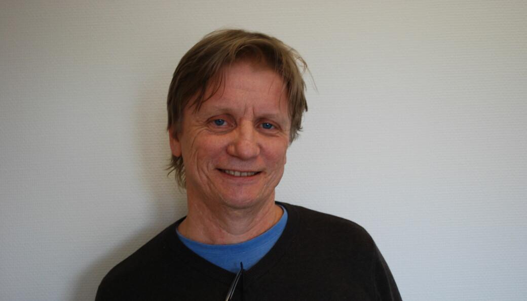 Olav Bergheim er flyktningkonsulent i Surnadal kommune