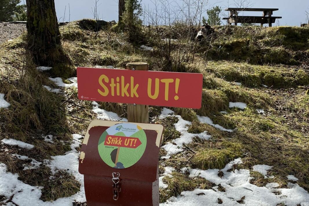 Snart blir det bart på de aller fleste Stikk Ut! turene.