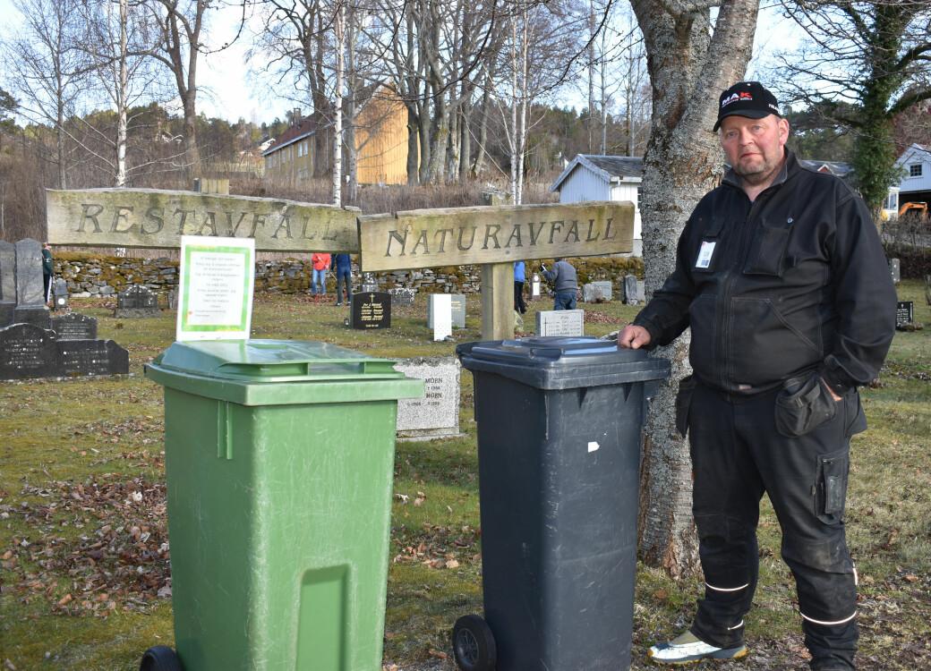 Kirketjener Jan Brødreskift