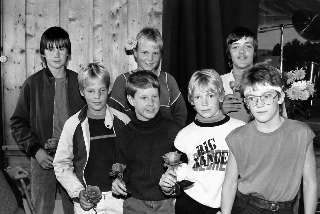 Bandet Bøgdagutan.