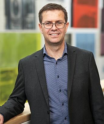 Jakob Nørbech, daglig leder i Gjensidige Surnadal, Heim og Tingvoll
