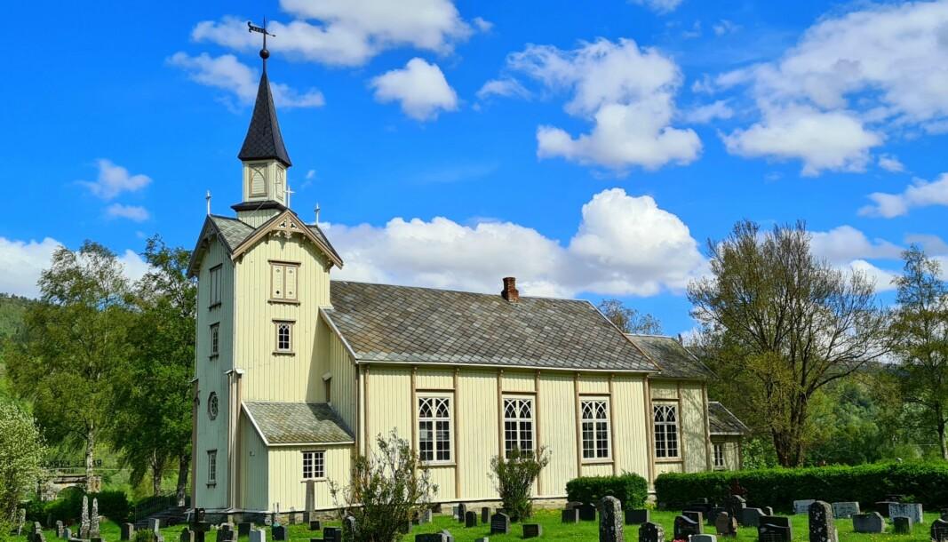 Ranes kyrkje