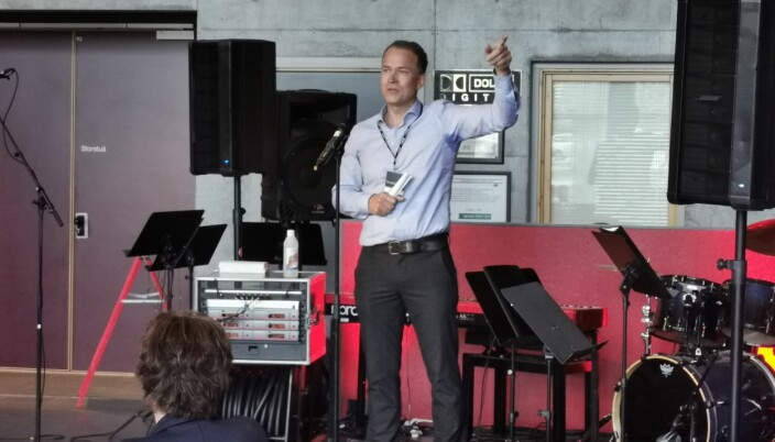 Anders Larsen ønsker velkommen til Vårsøghelga 2021