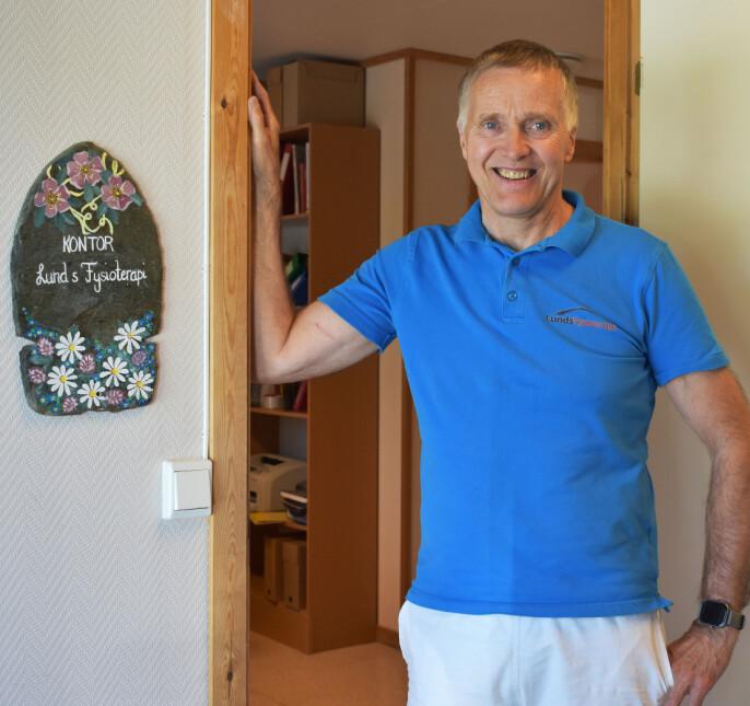 Svært mange har vært innom lokalene til Lunds Fysioterapi.