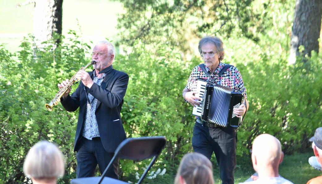 Ingen Kleivakveld uten John Pål Inderberg og Henning Sommerro