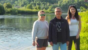 Ane, Turid og Trine