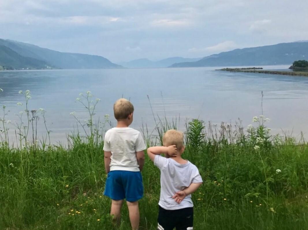 Surnadal: God morgen Norge