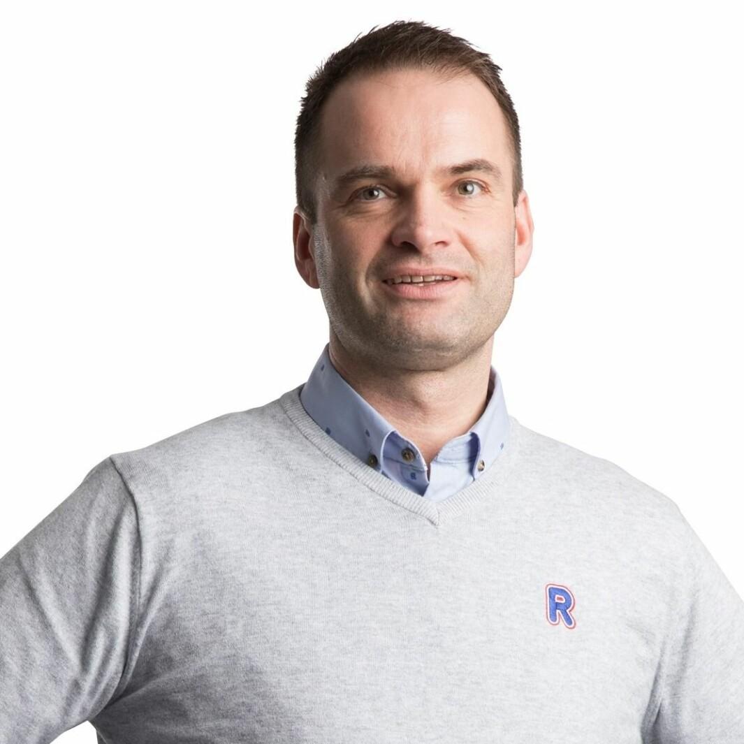 Robert Aasen tek over som kjøpmann ved Rema 1000 i Surnadal.